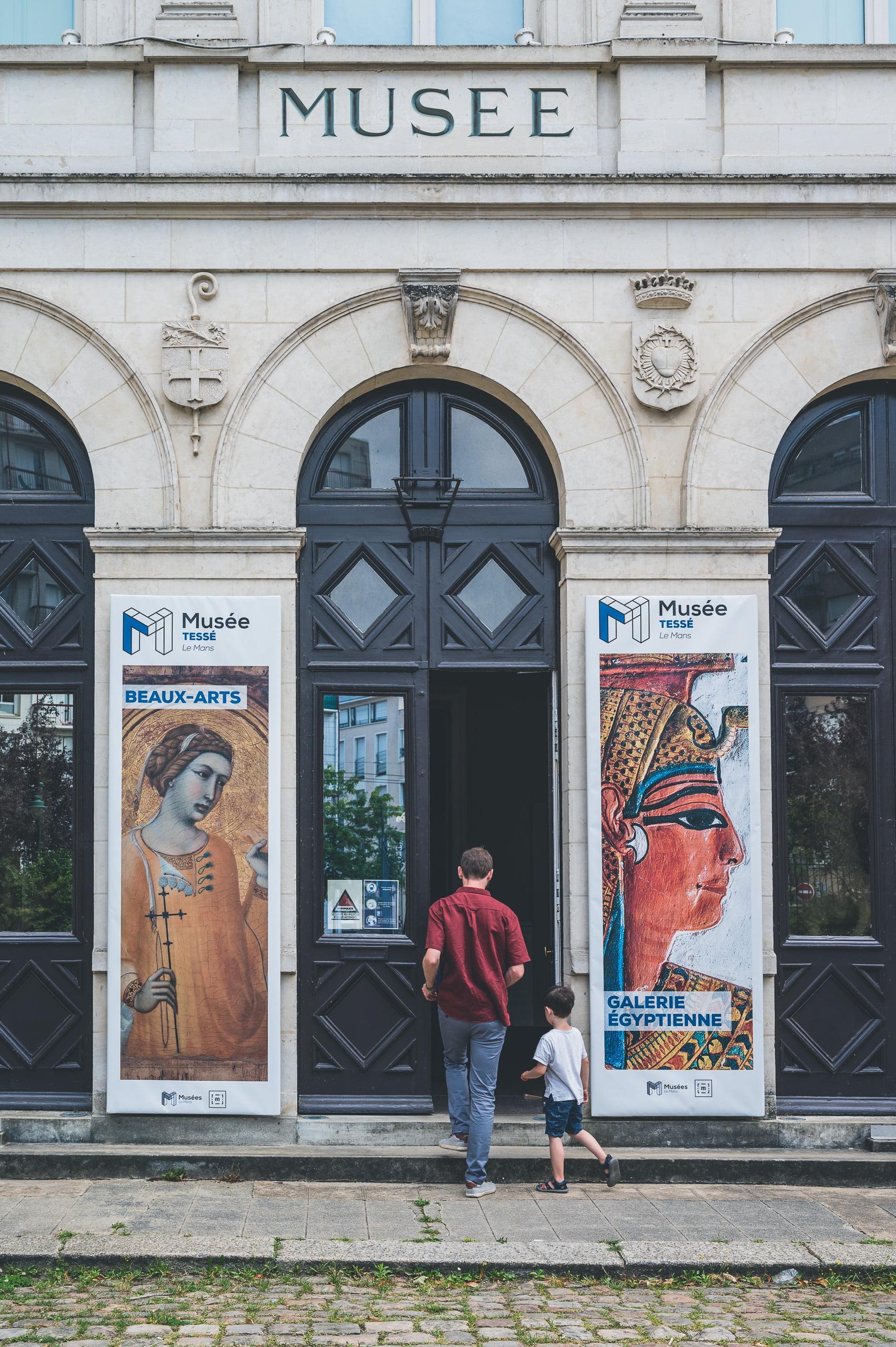 musée tessé le mans