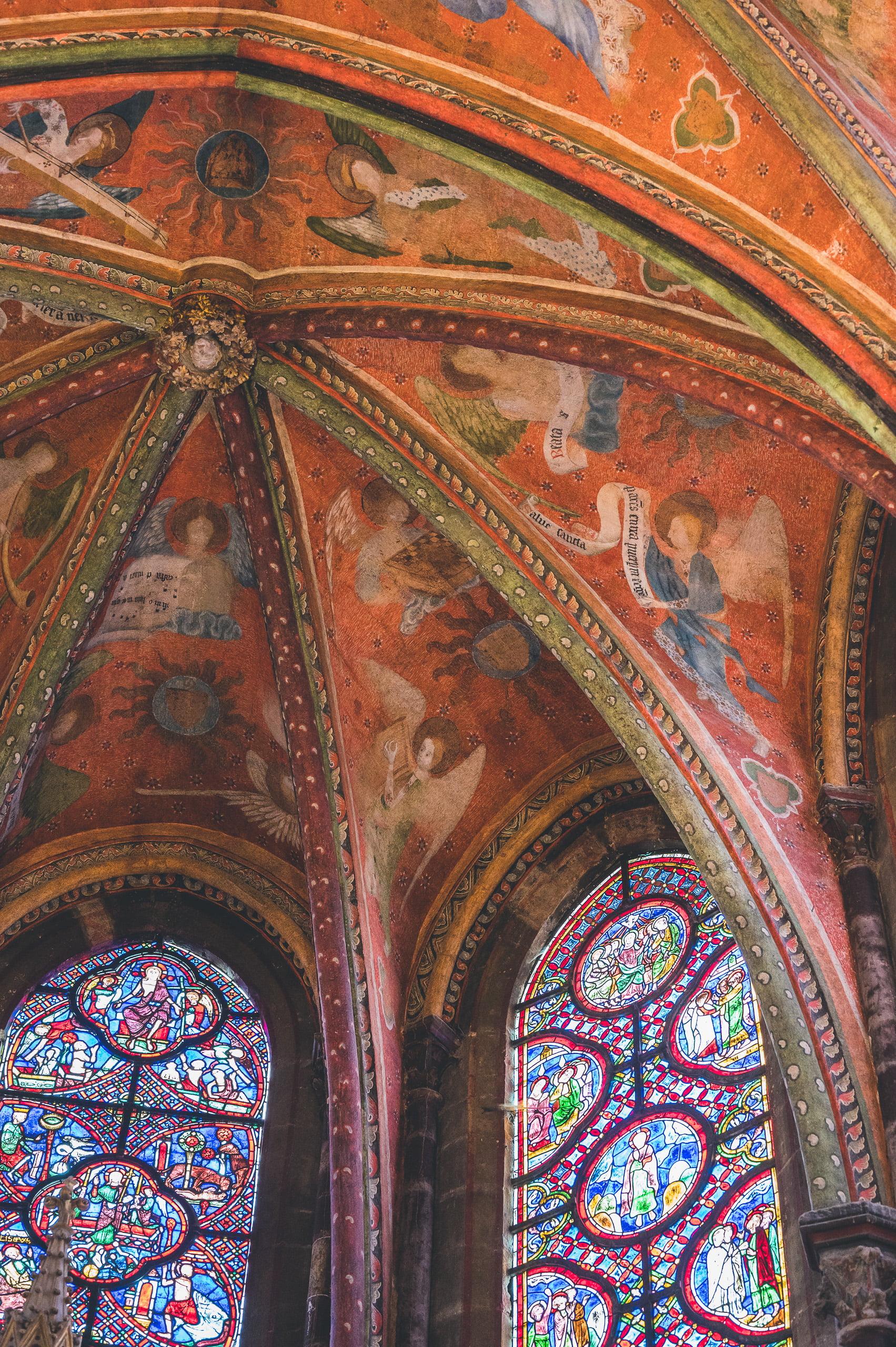 visiter le mans - cathedrale saint julien