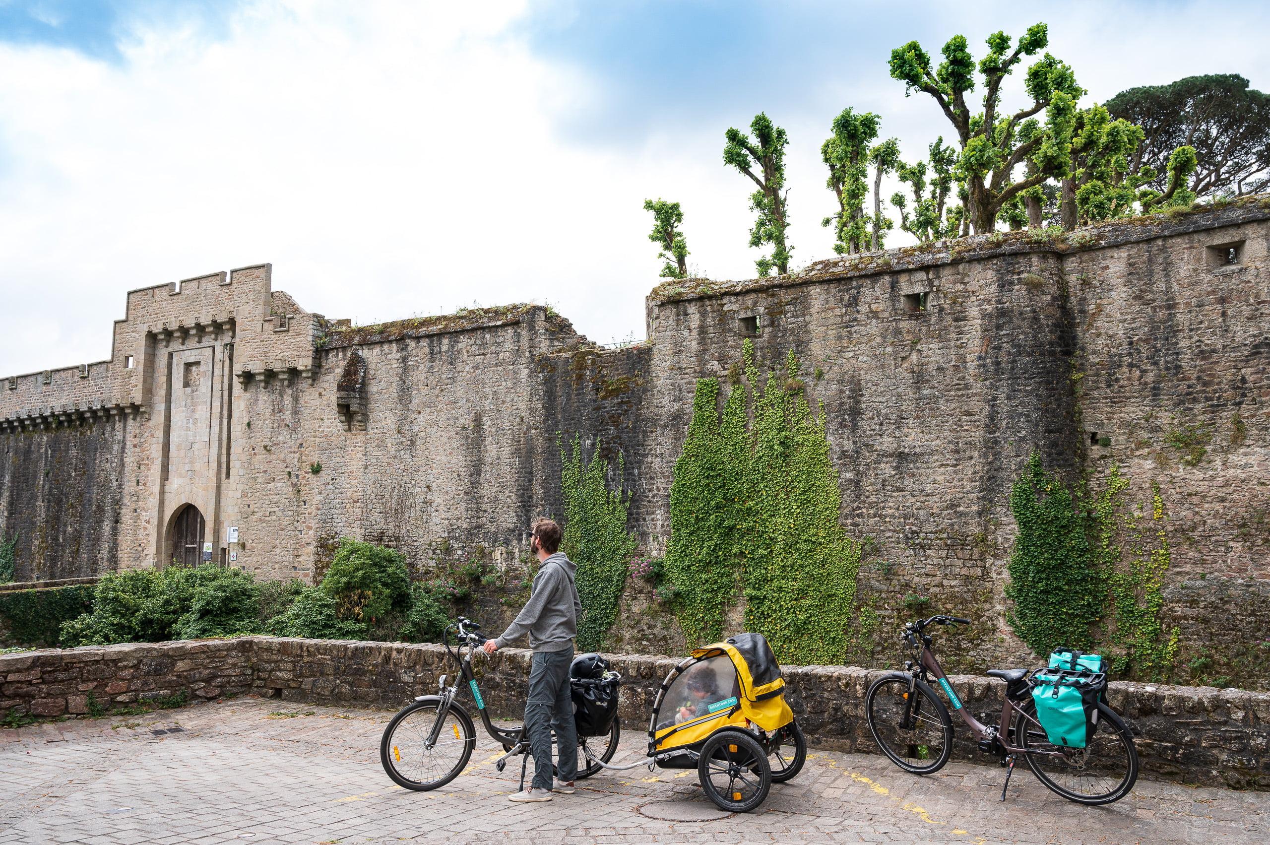 itinéraire vélo Nantes clisson