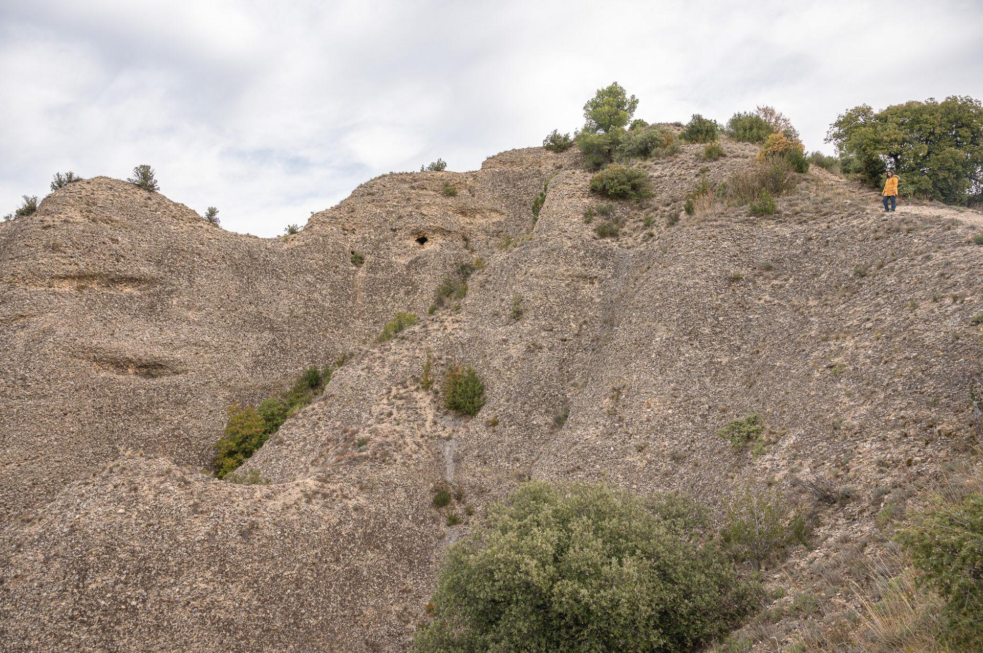 Pénitents des Mées, Alpes de Haute Provence