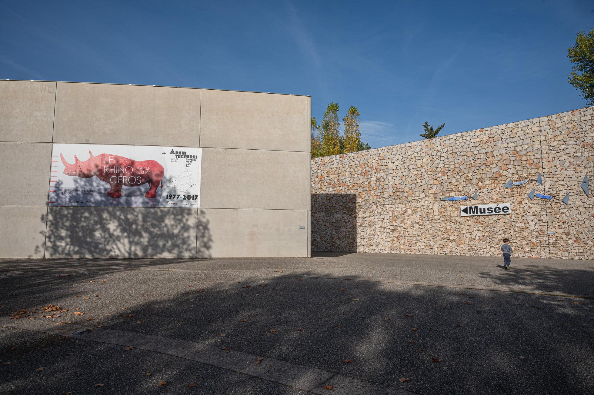 Musée de la préhistoire des gorges du Verdon, Quinson