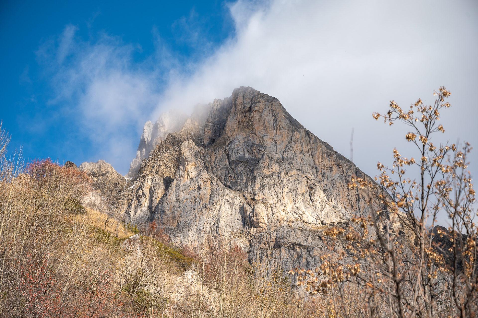 Vallée de l'Ubaye, Alpes de Haute Provence
