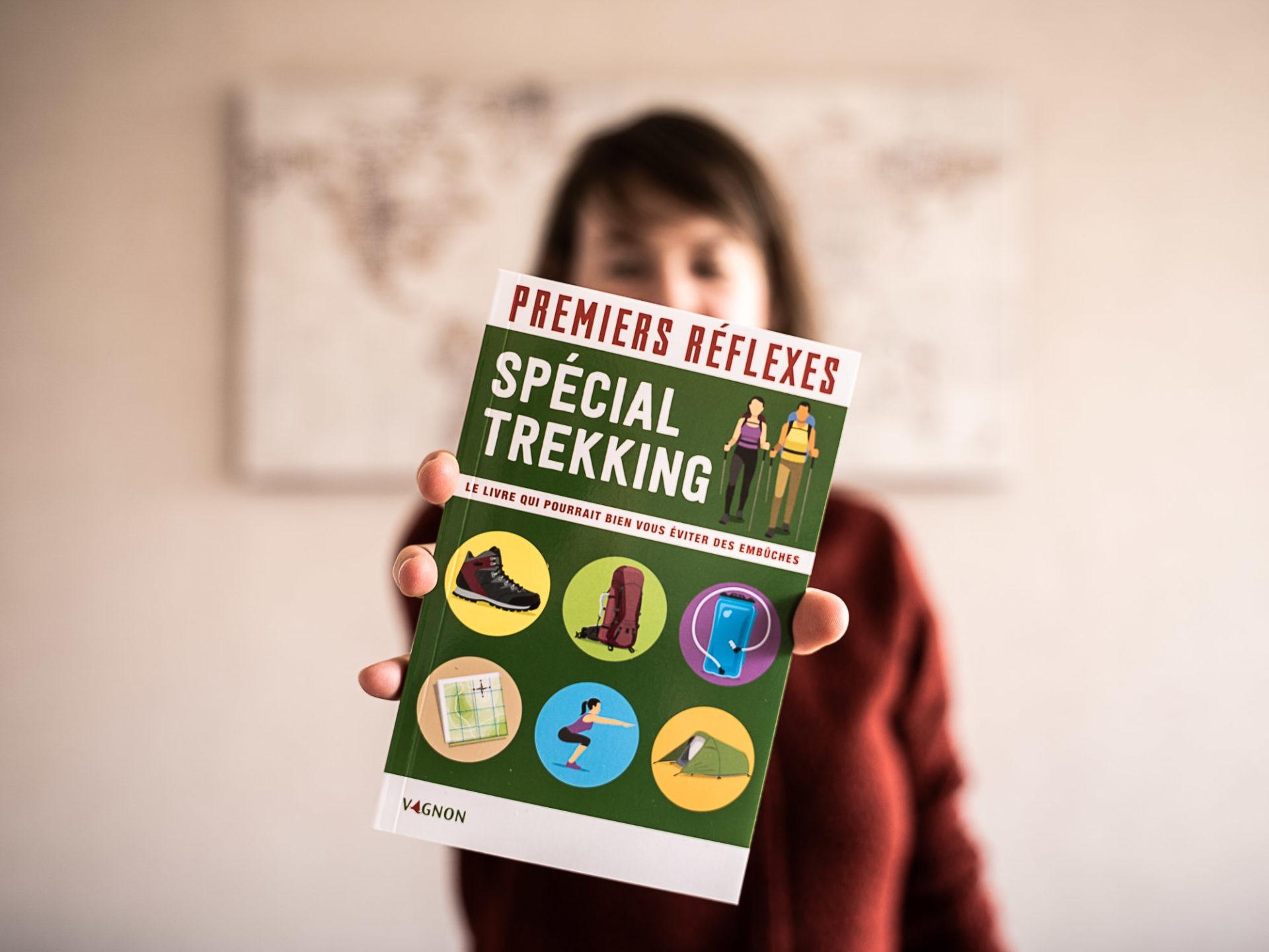 livre premiers reflexes trekking vagnon geonautrices 4 - Les globe blogueurs - blog voyage nature