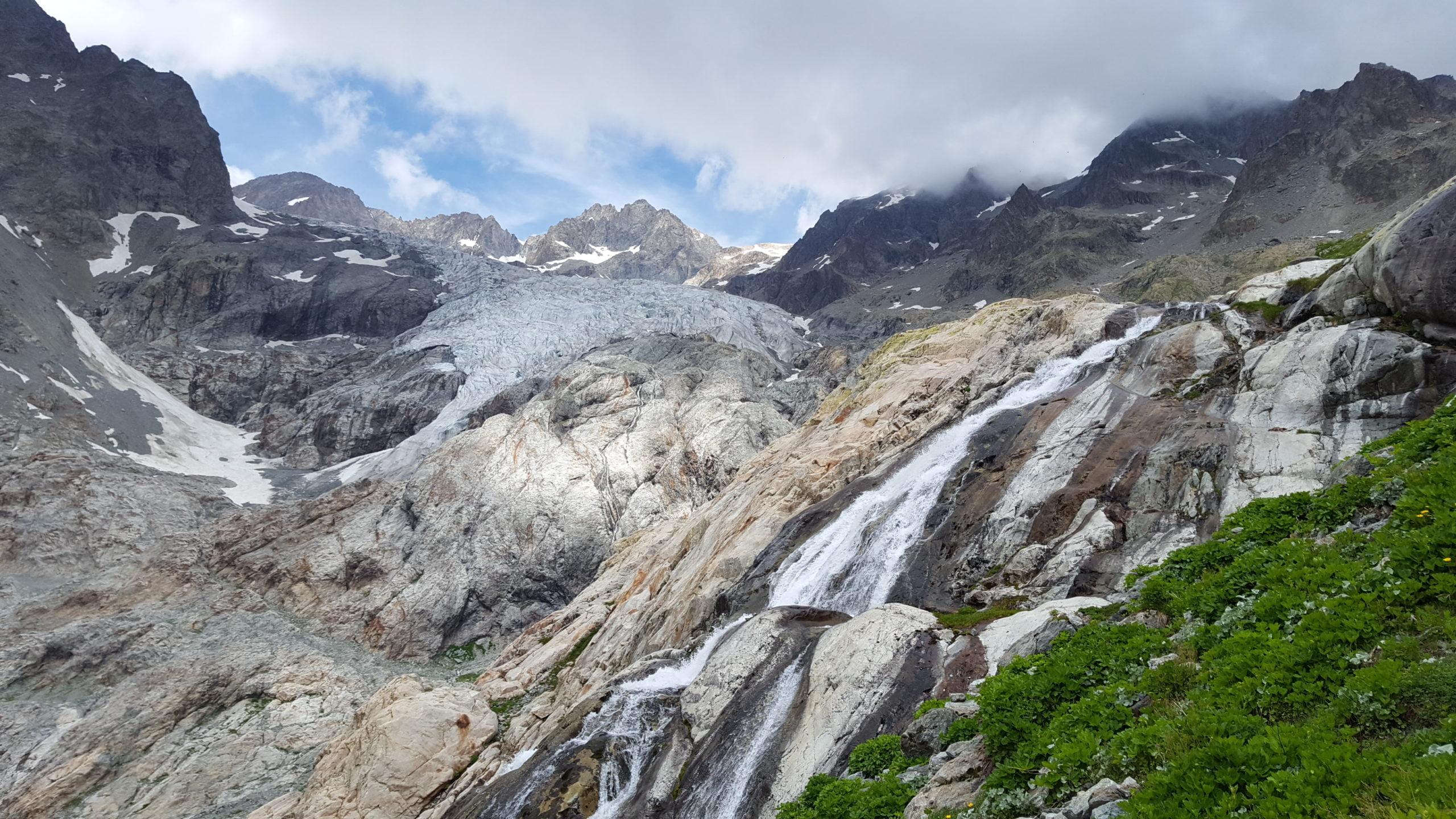 Randonnée Hautes Alpes - barre des écrins
