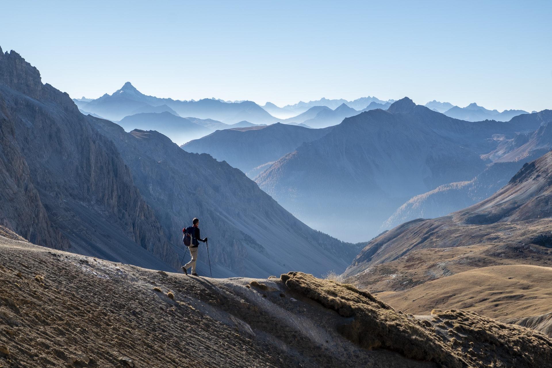 randonnée Hautes Alpes, tour des cerces