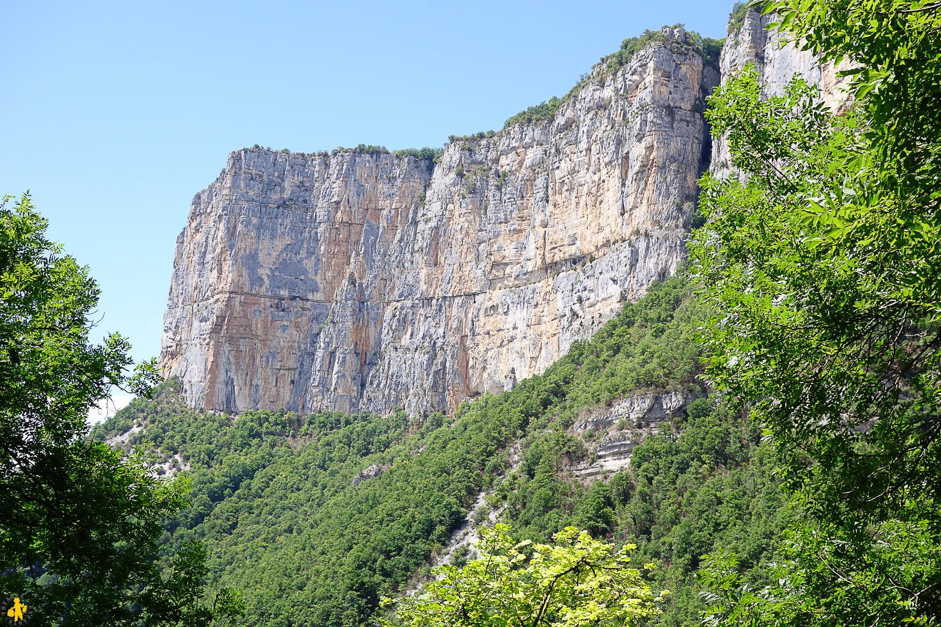 Lieux d'intérêt en Isère - randonnée dans le vercors