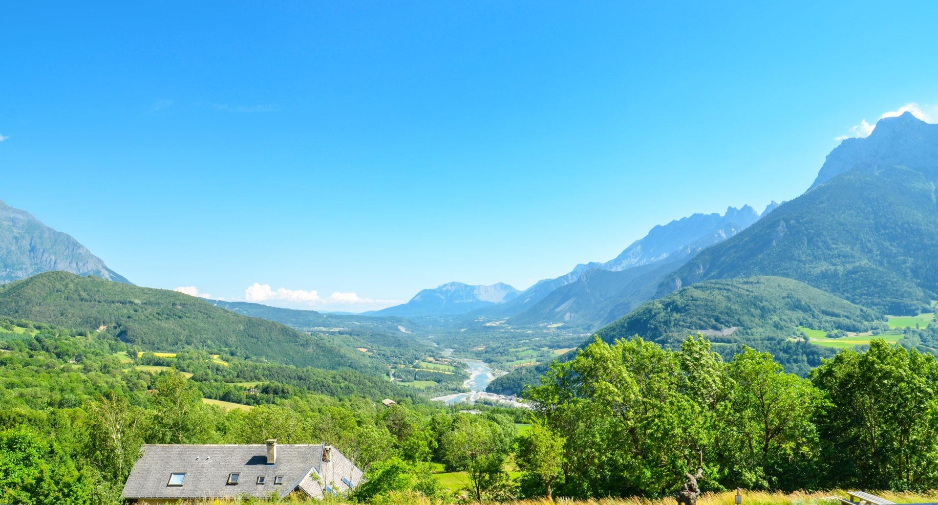 Visiter les Hautes Alpes, champsaur-valgaudemar
