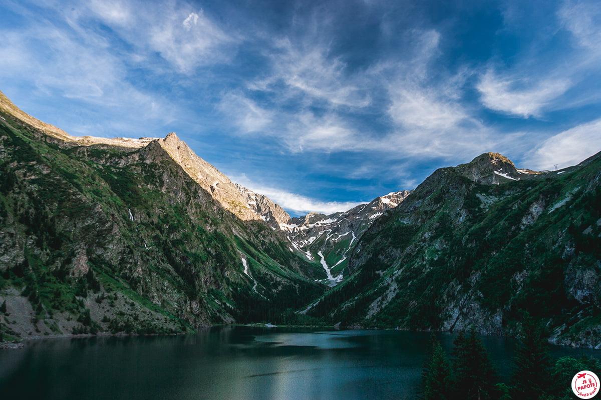Où randonner en Isère ? Lac de Lauvitel