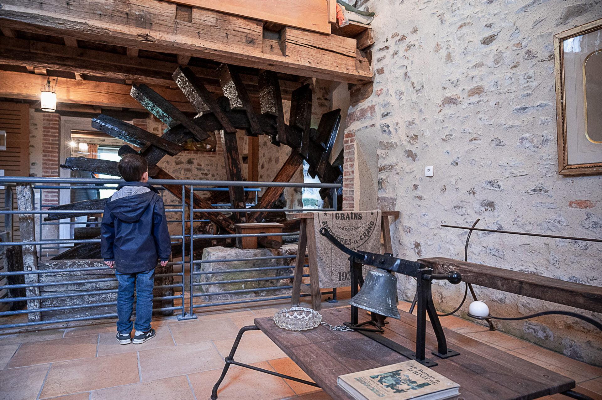 moulin du petit gohart sainte suzanne
