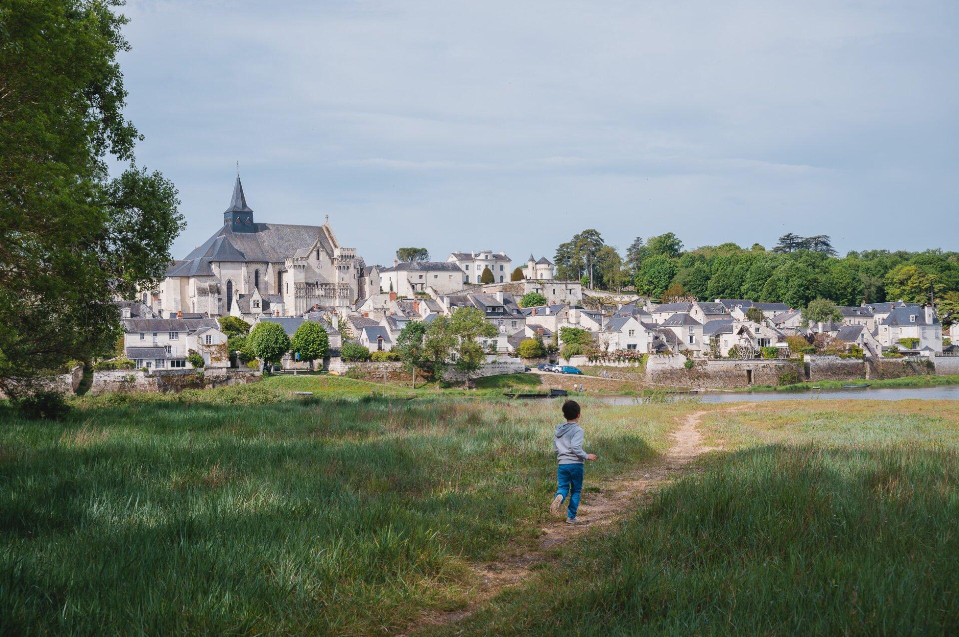 visite village de candes saint martin
