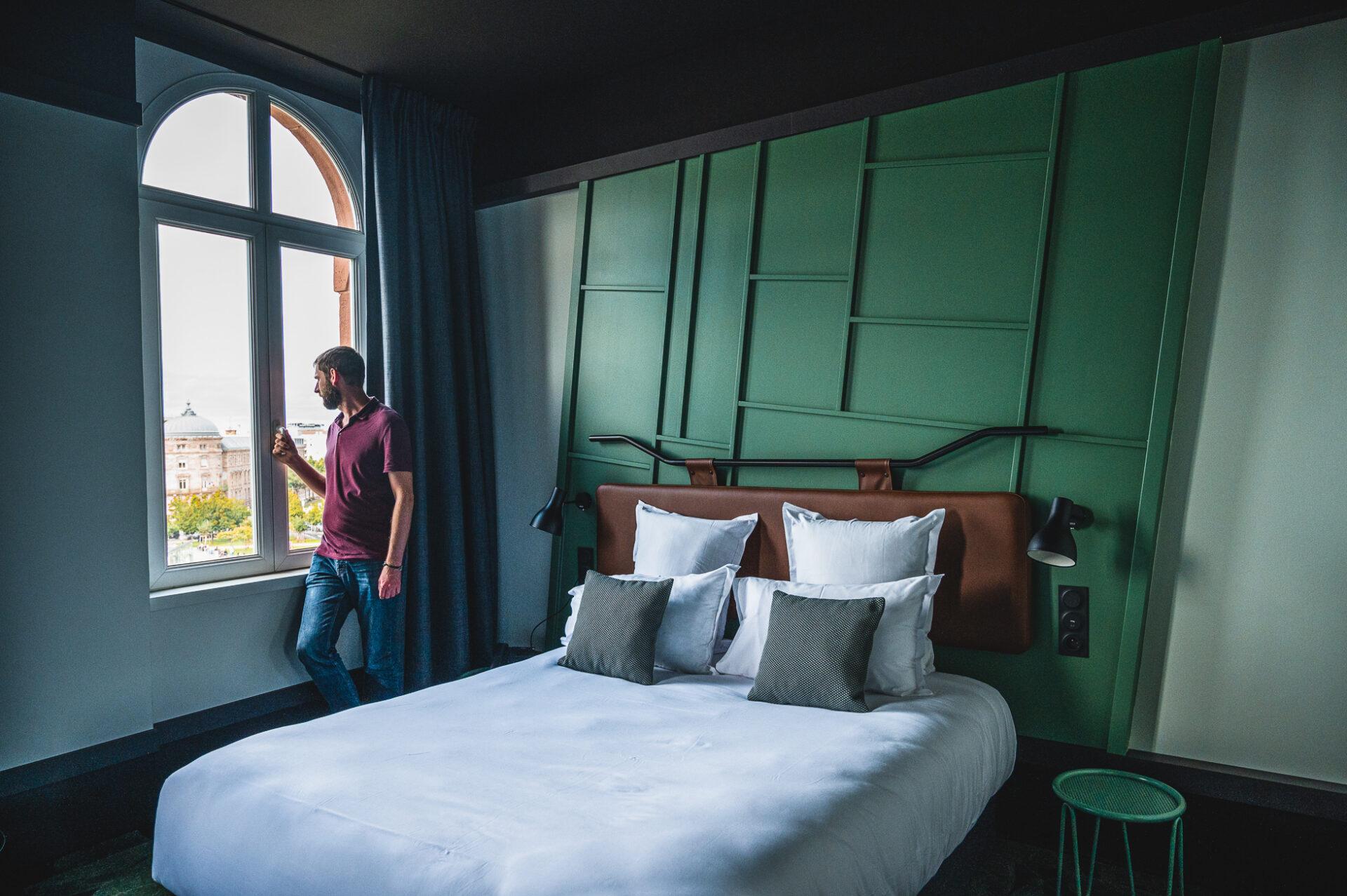hotel tandem strasbourg
